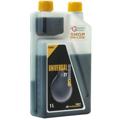 TWO-STROKE SYNTHETIC OIL FOR MIX CHAINSAWS BRUSHCUTTERS