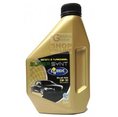 SUPER SYNT OIL FOR PETROL AND TURBODIESEL ENGINES 5W 30 LT. 1