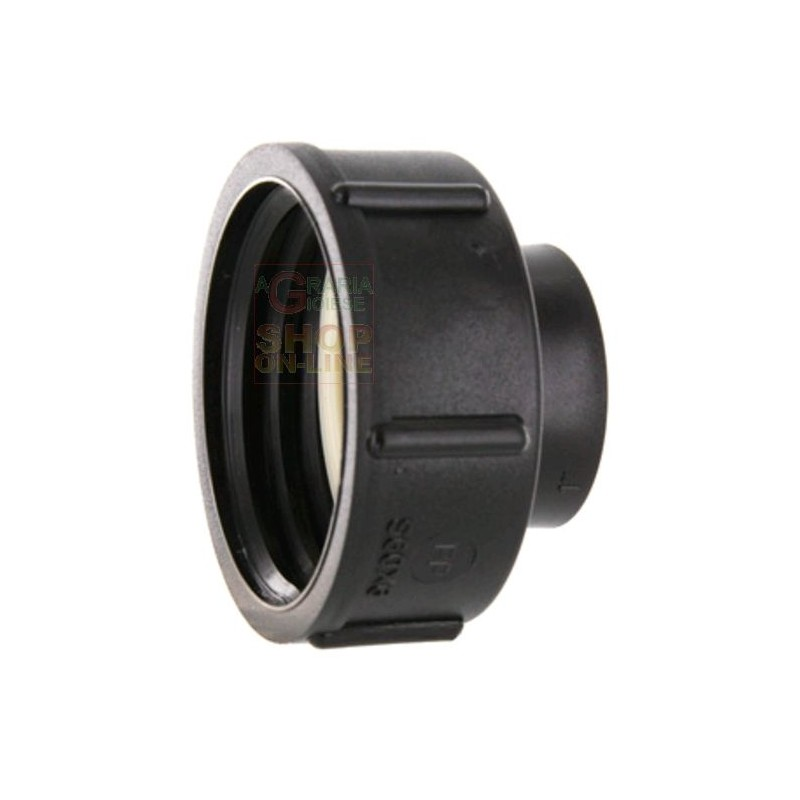 REDUCED ADAPTER FOR CAGE TANKS FROM LT. 1000 FF IN. 1