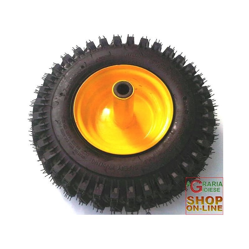 REPLACEMENT WHEEL FOR VIGOR SNOWY 65 SNOW SWEEPERS