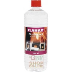 BIOETHANOL BIO LIQUID FUEL FOR STOVES AND FIREPLACES LT. 1