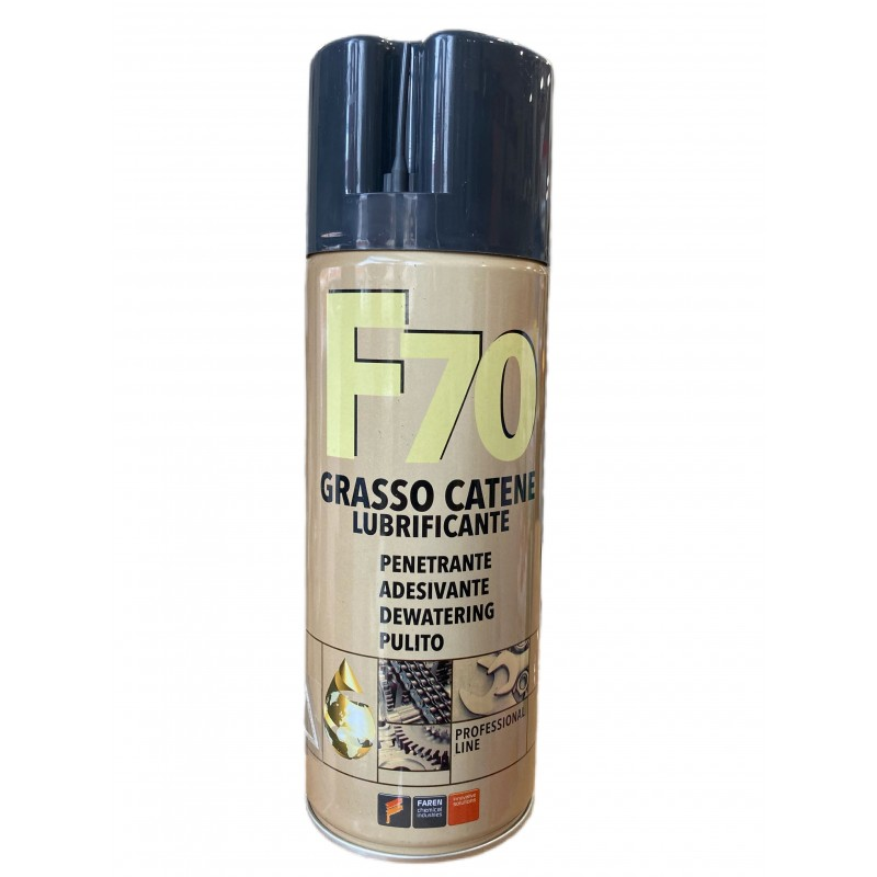 FAREN F 70 LUBRICANT GREASE FOR CHAINS ML. 400