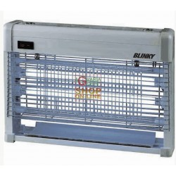BLINKY ELECTRIC MOSQUITO NET EXTERMINATES FLY INSECTS 16 WATT