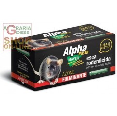 ALPHAMAYER READY-TO-USE RODENTICIDE LURE PASTE FOR SMALL MICE