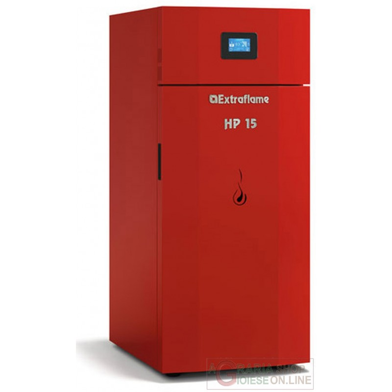 THERMOPELLET BOILER HP15 KW15