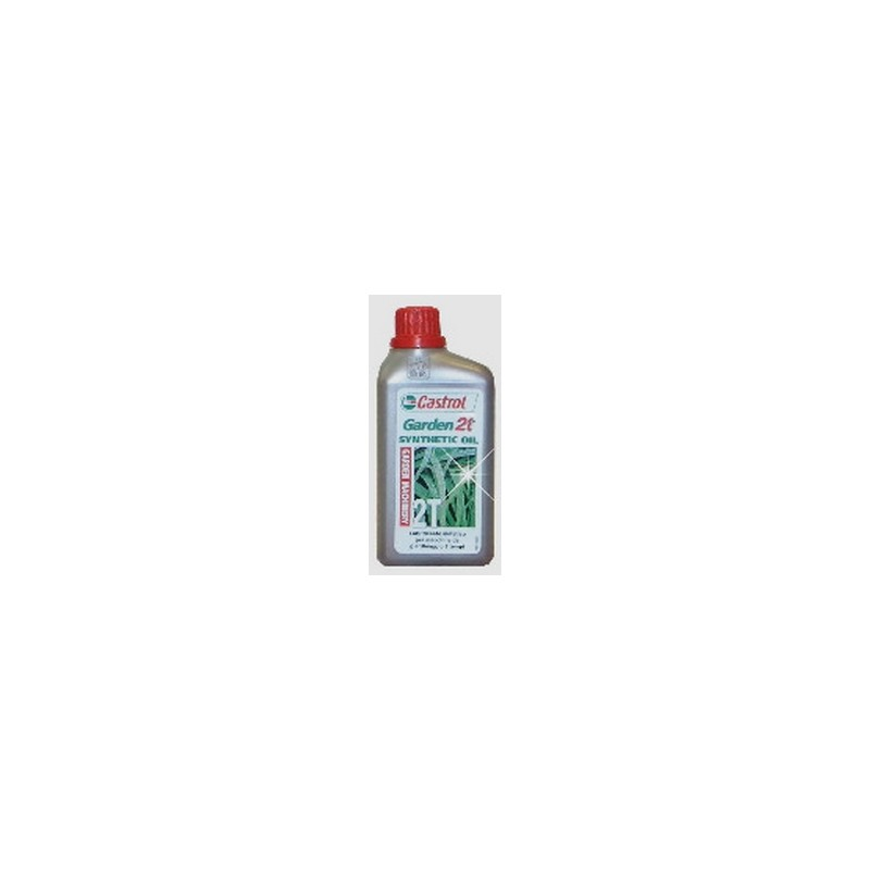 CASTROL GARDEN SYNT 2T SYNTHENTIC OIL MIX ML. 125