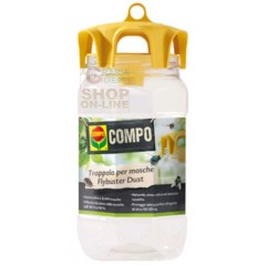 COMPO Flybuster Dust OUTDOOR FLY CATCHING TRAP WITH