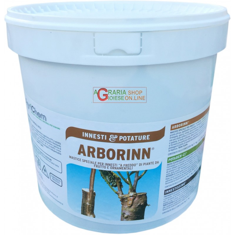 ARBORINN MASTIC FOR GRAFTING AND PRUNING HEALING PROTECTIVE