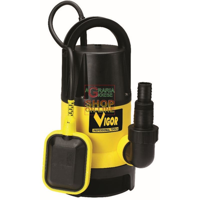 BEST-QUALITY SUBMERSIBLE ELECTRIC PUMP AL-550 DIRTY WATER 1-1 /
