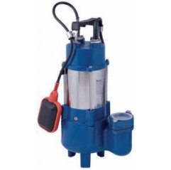 1-1 / 2 HP SUBMERSIBLE ELECTRIC PUMP FOR SEWAGE WATER VORTEX.