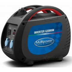 PROFESSIONAL MULTIPOWER G2000iN KVA 1,6 PORTABLE INVERTER