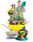 Products for agriculture and gardening