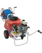 Froggy electric petrol and battery powered froggy spraying pumps